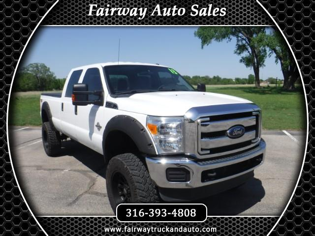 2013 Ford F-350 SD XLT 4WD