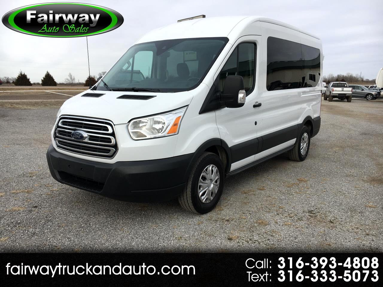 Ford Transit 150 Wagon Med. Roof XLT w/Sliding Pass. 130-in. WB 2016