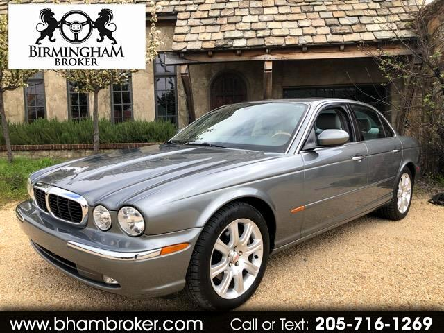 2004 Jaguar XJ-Series XJ8