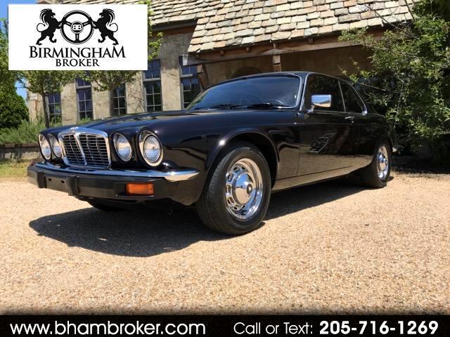 1976 Jaguar XJ-Series Coupe