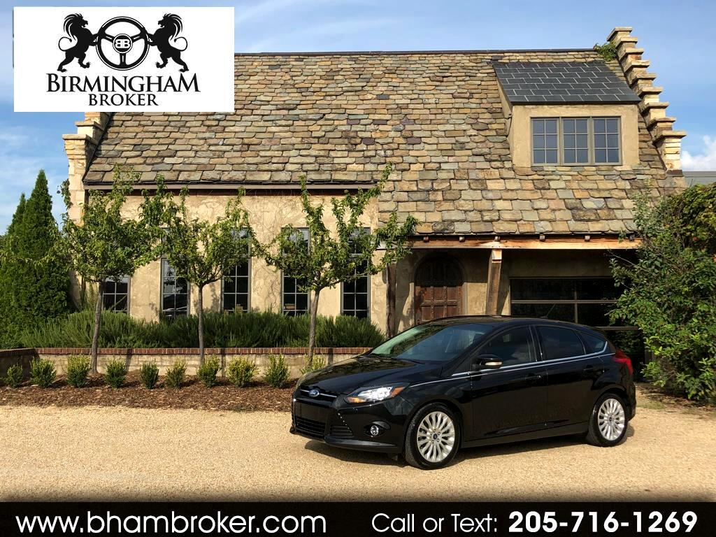 Used 2012 Ford Focus For Sale In Birmingham Al 35233 Broker Antenna