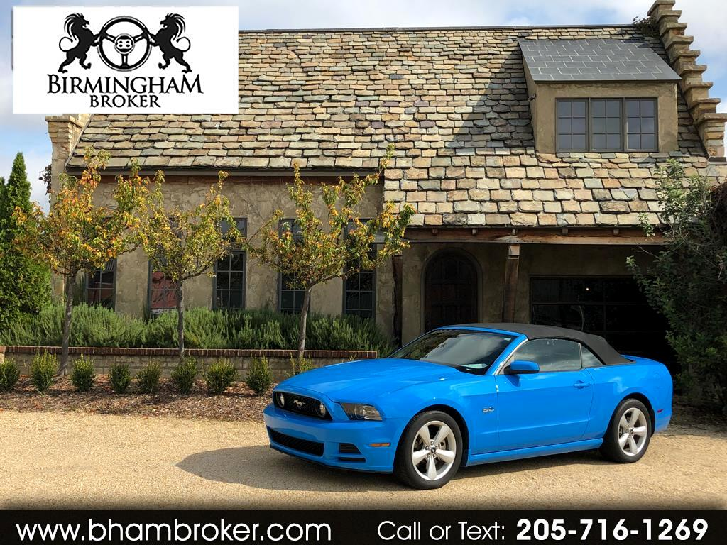 2013 Ford Mustang 2dr Conv GT Premium