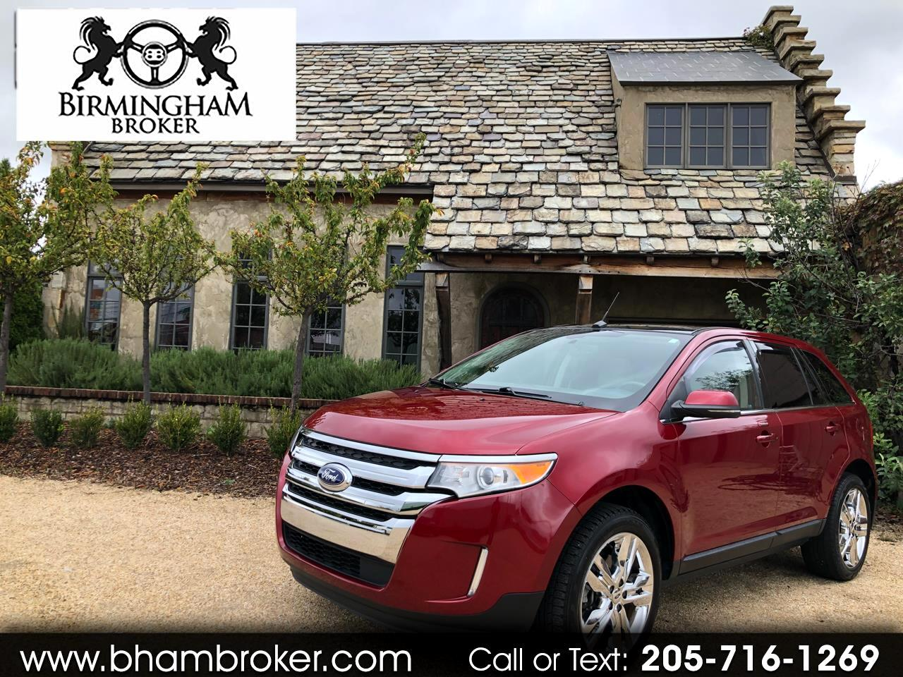 2013 Ford Edge 4dr Limited FWD