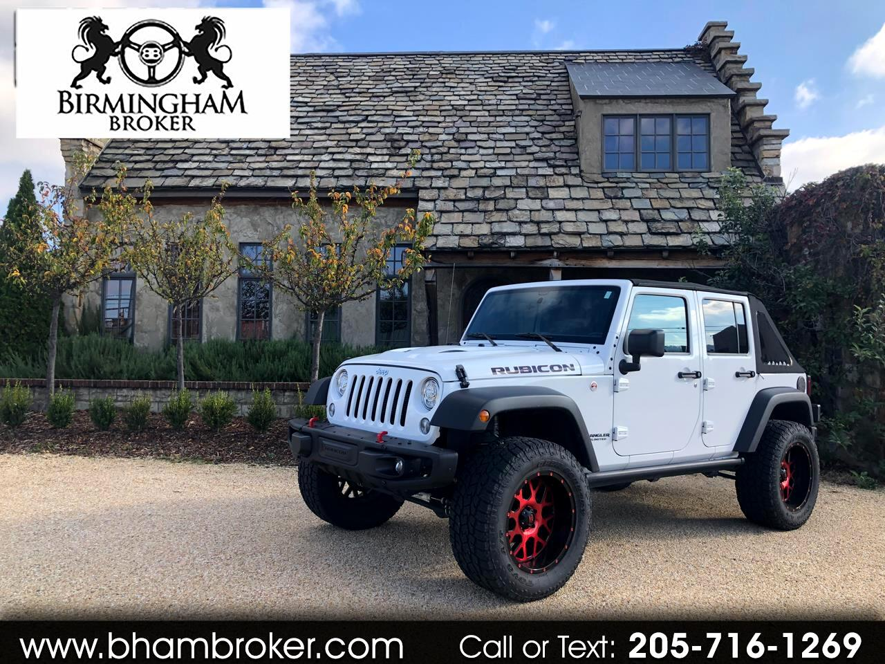 2017 Jeep Wrangler Unlimited Rubicon Hard Rock 4x4 *Ltd Avail*