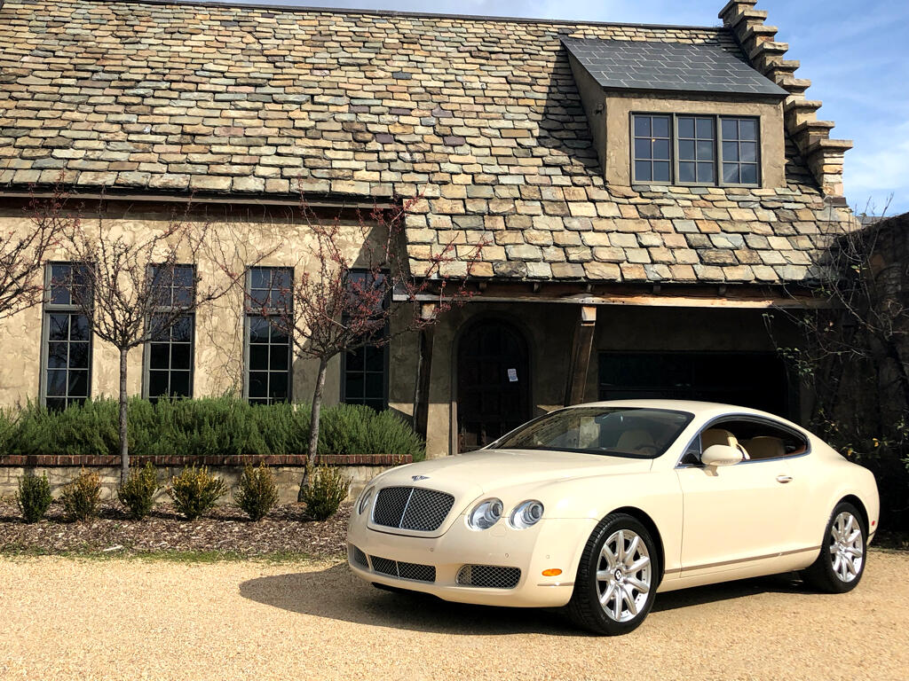 2007 Bentley Continental GT 2dr Cpe