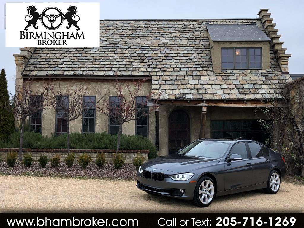 2015 BMW 3 Series 328i 4dr Sdn