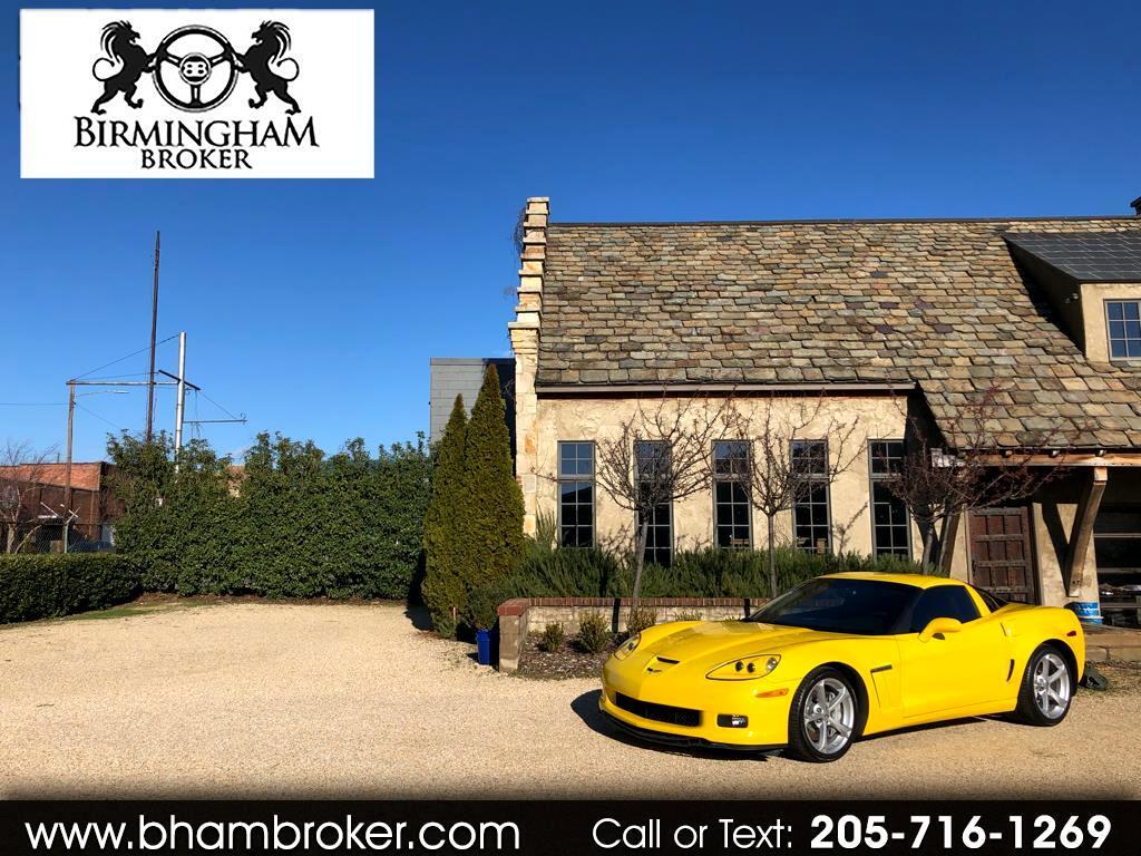 2011 Chevrolet Corvette 2dr Cpe Z16 Grand Sport w/1LT
