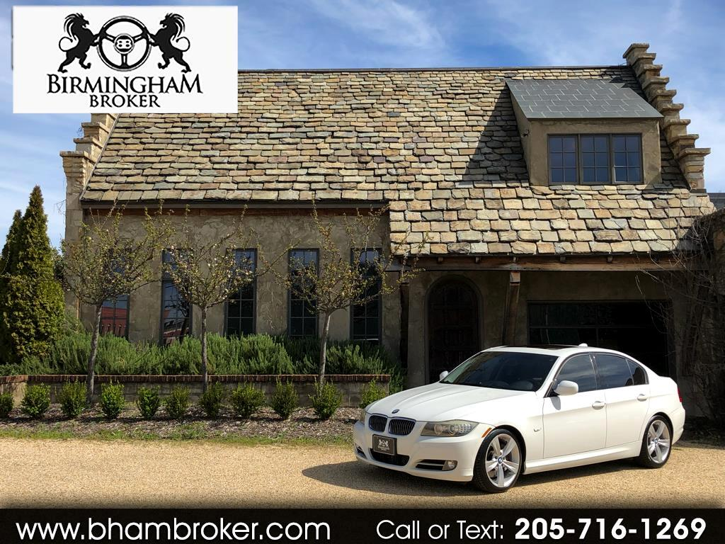 2009 BMW 3 Series 4dr Sdn 335i RWD South Africa