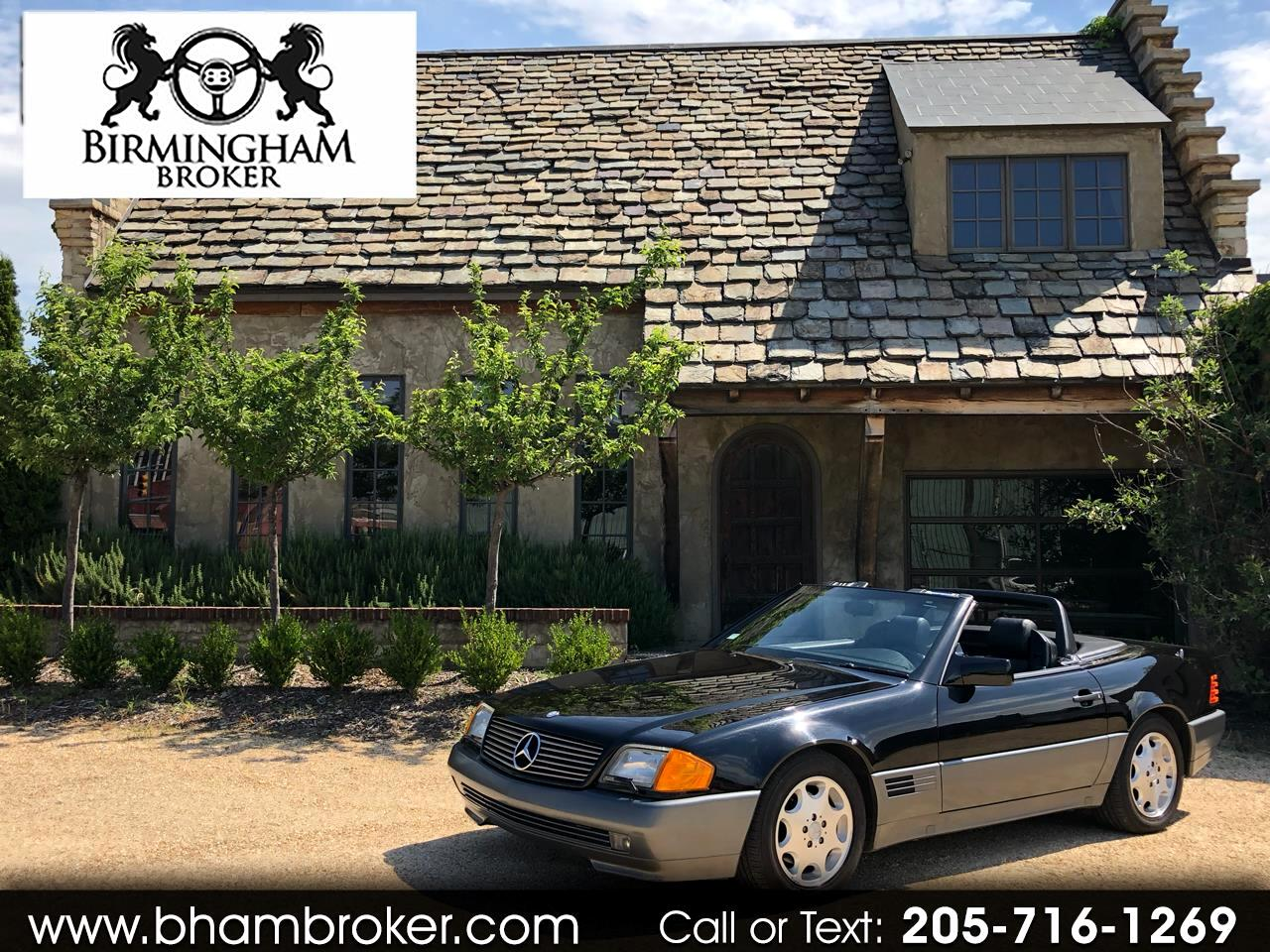 Mercedes-Benz 500 Series 2dr Coupe/roadster 500SL 1991