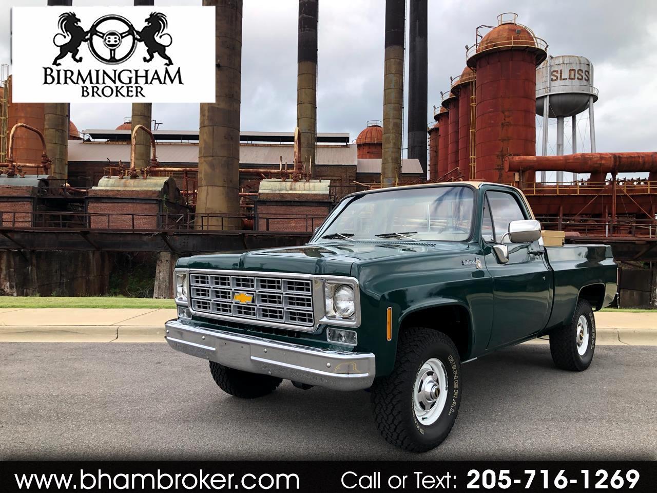 1978 Chevrolet K10 BASE
