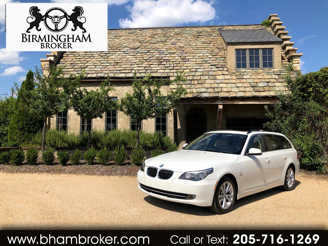 2010 BMW 5 Series 4dr Sports Wgn 535i xDrive AWD