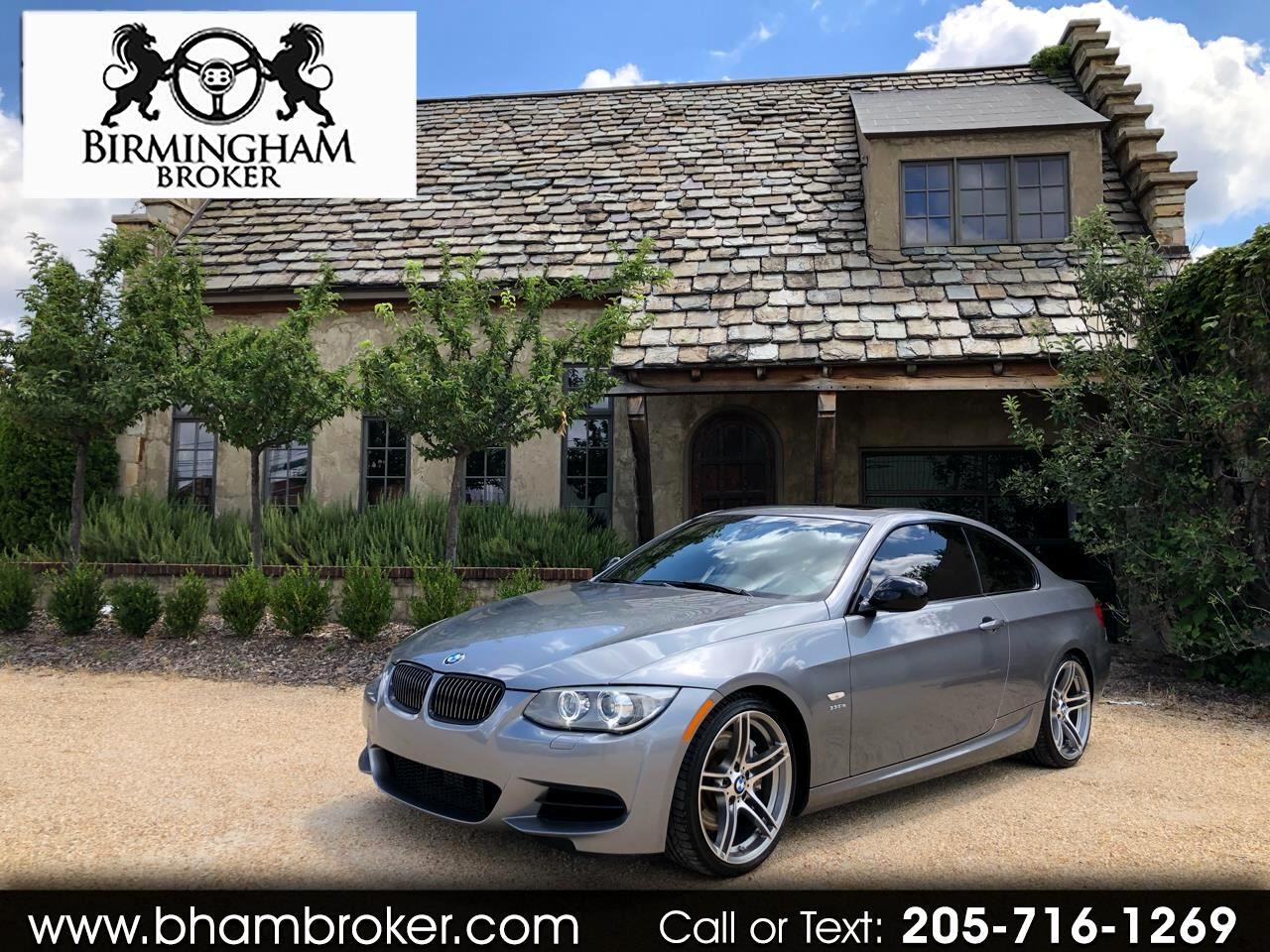 2012 BMW 3 Series 2dr Cpe 335is RWD