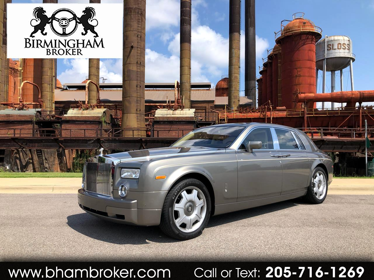 2006 Rolls-Royce Phantom 4dr Sdn