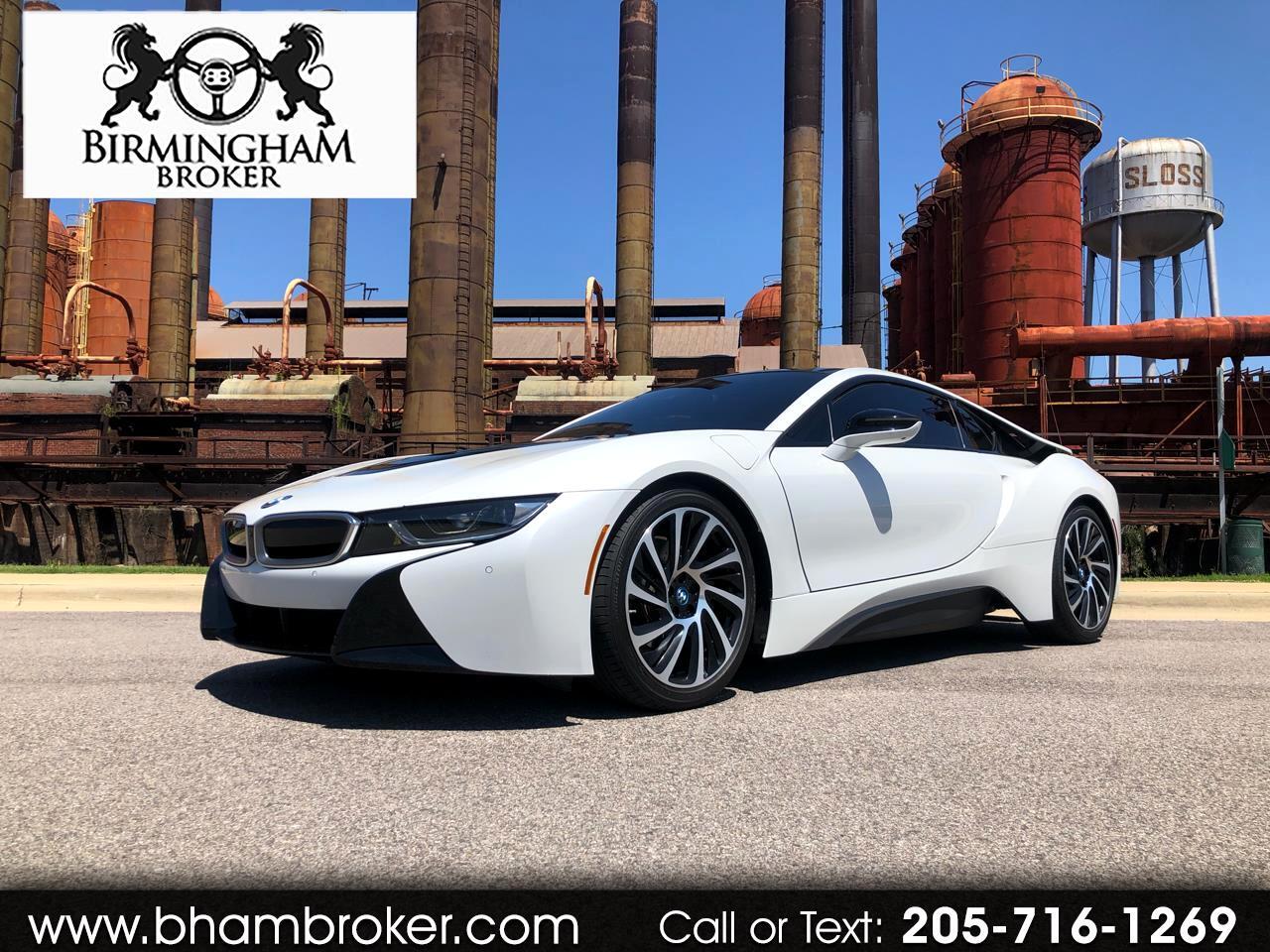 2016 BMW i8 2dr Cpe