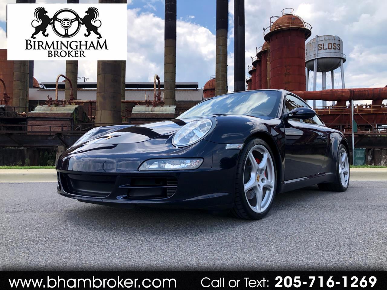 2005 Porsche 911 2dr Cpe Carrera S 997