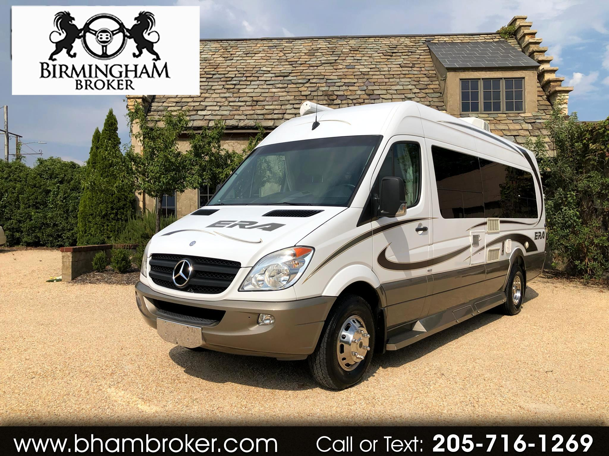 2011 Mercedes-Benz Sprinter Chassis-Cabs 2WD Reg Cab 170