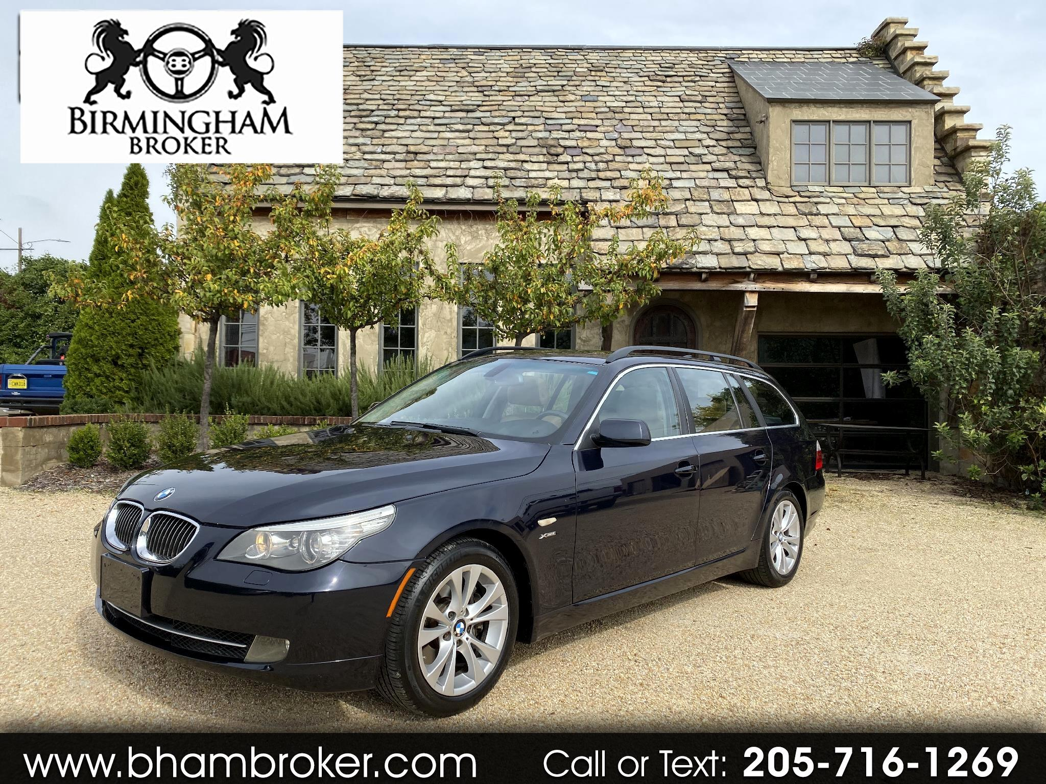 BMW 5 Series 4dr Sports Wgn 535i xDrive AWD 2009