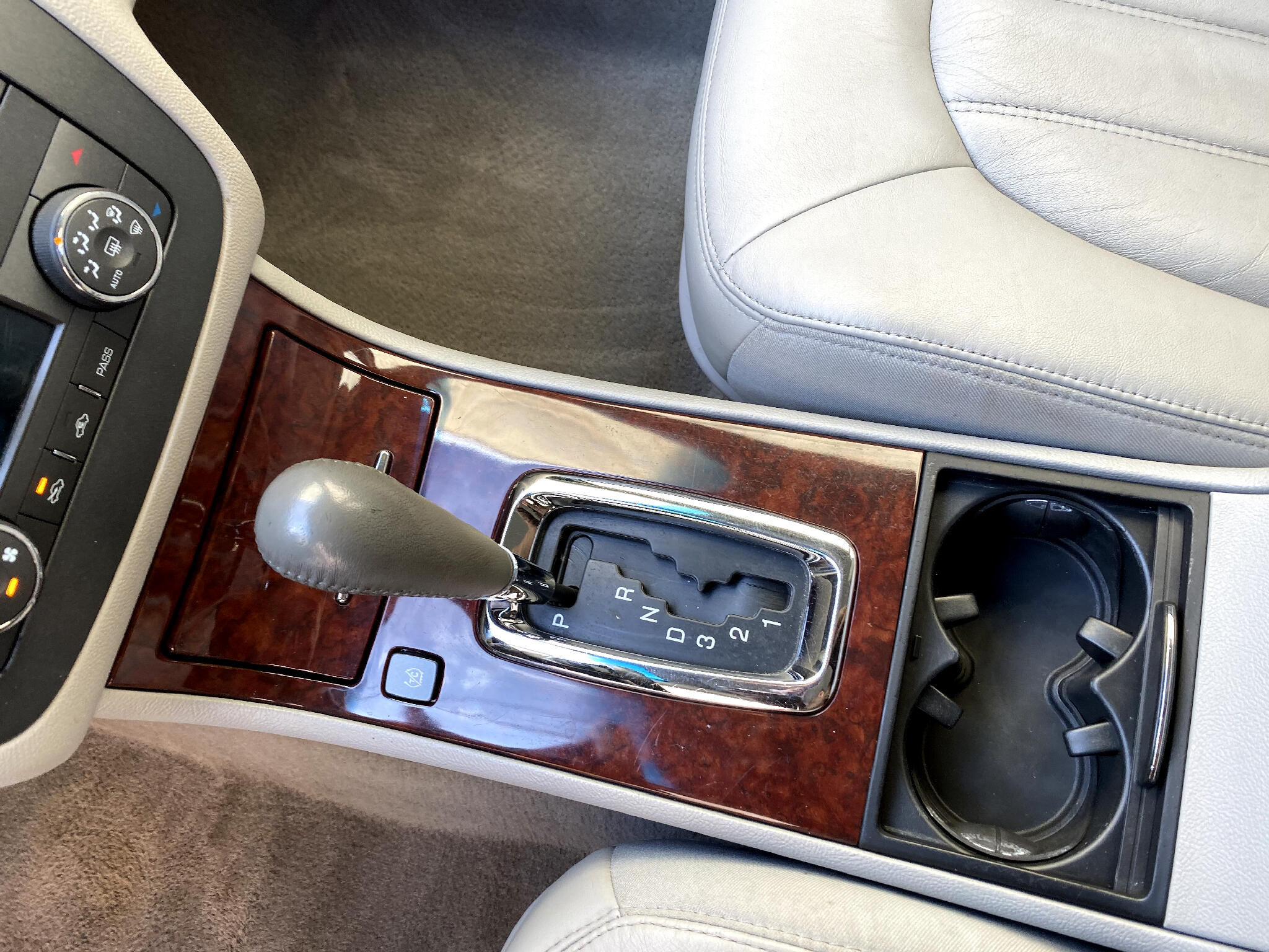 2007 Buick Lucerne 4dr Sdn V6 CXL