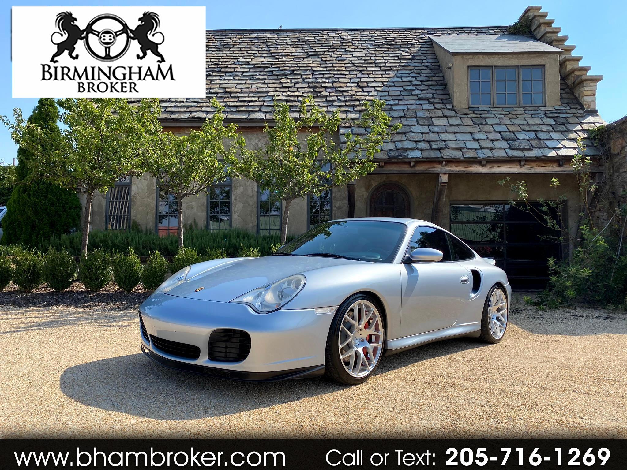 Porsche 911 Carrera 2dr Carrera Turbo 6-Spd Manual 2001