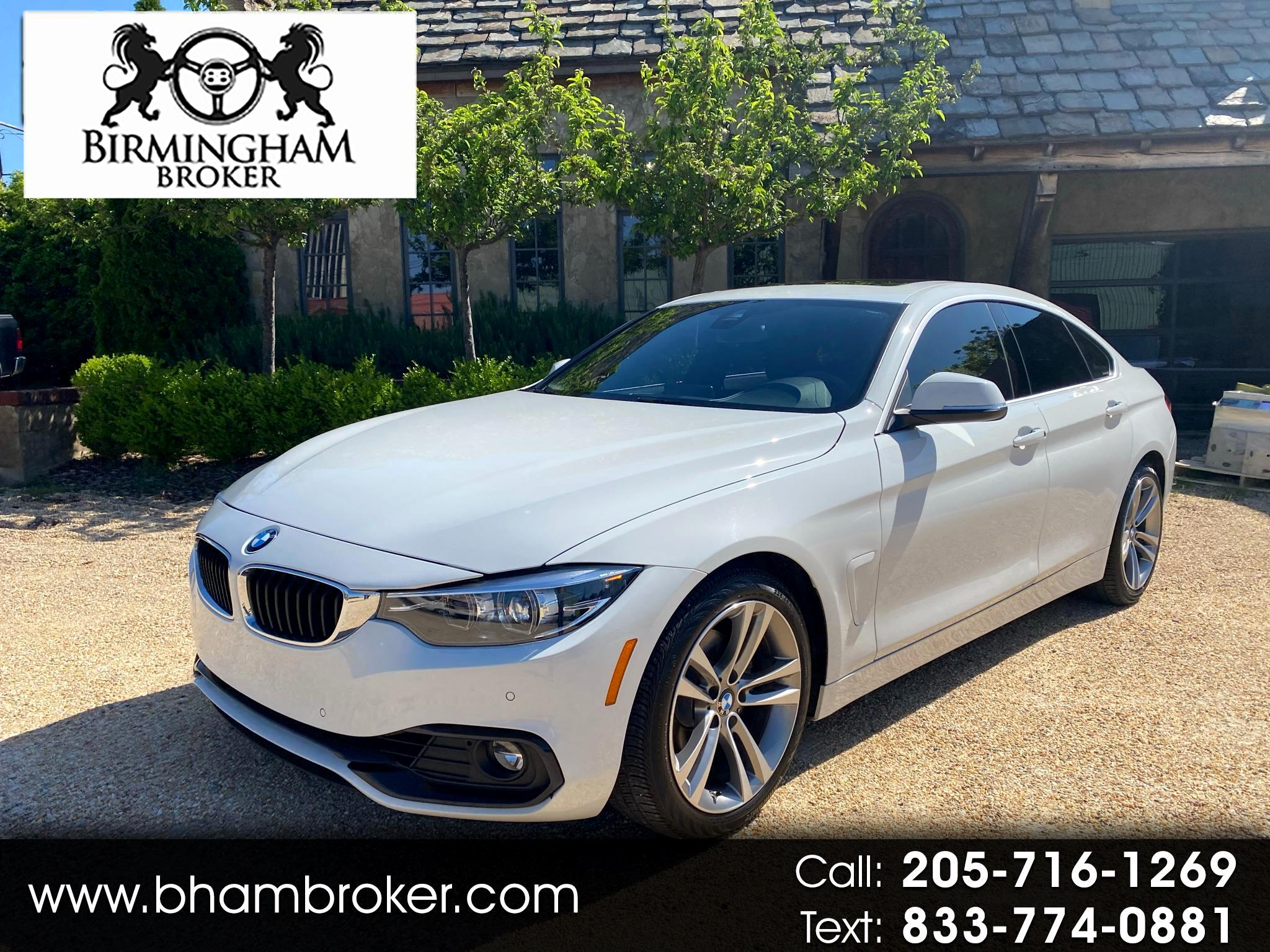 BMW 4 Series 430i Gran Coupe 2019