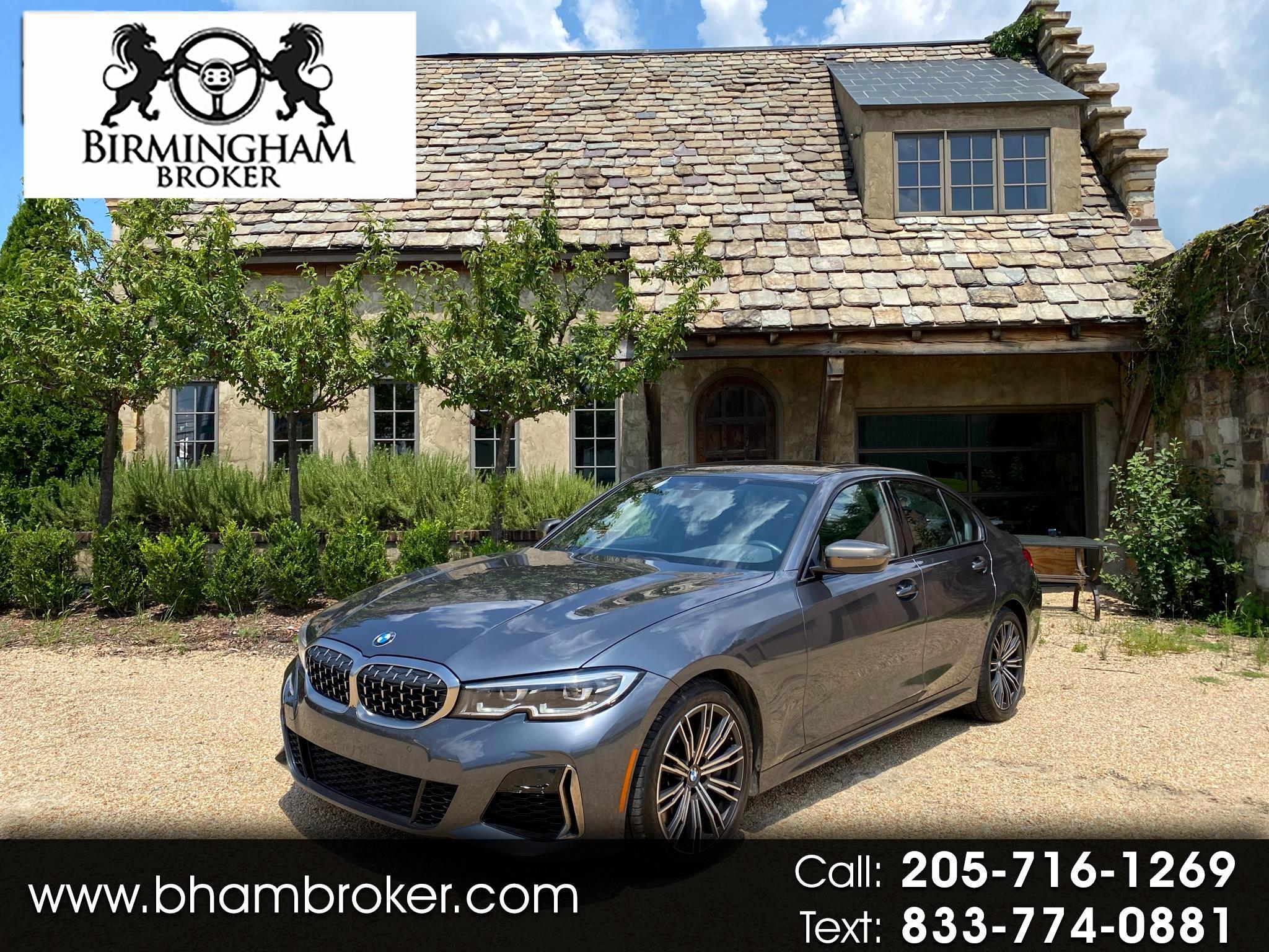 BMW 3 Series M340i Sedan 2020