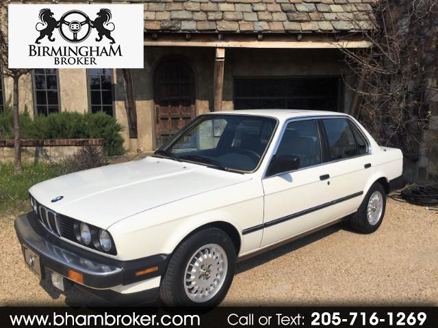 BMW 3-Series 325i automatic 1987