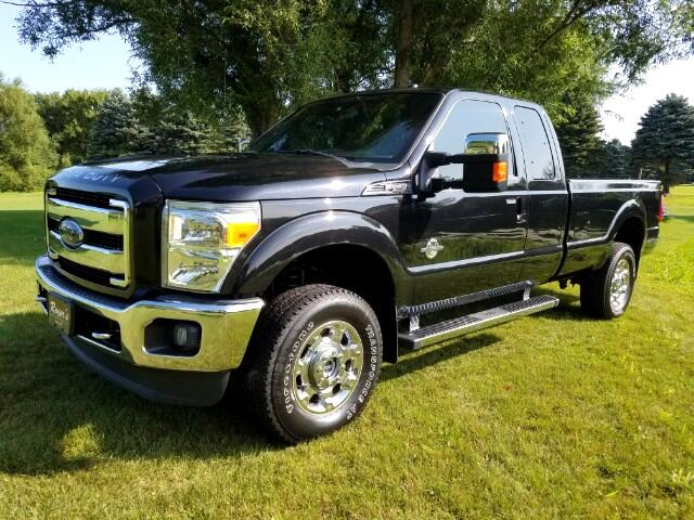2014 Ford F-250 SD Lariat SuperCab Long Bed 4WD