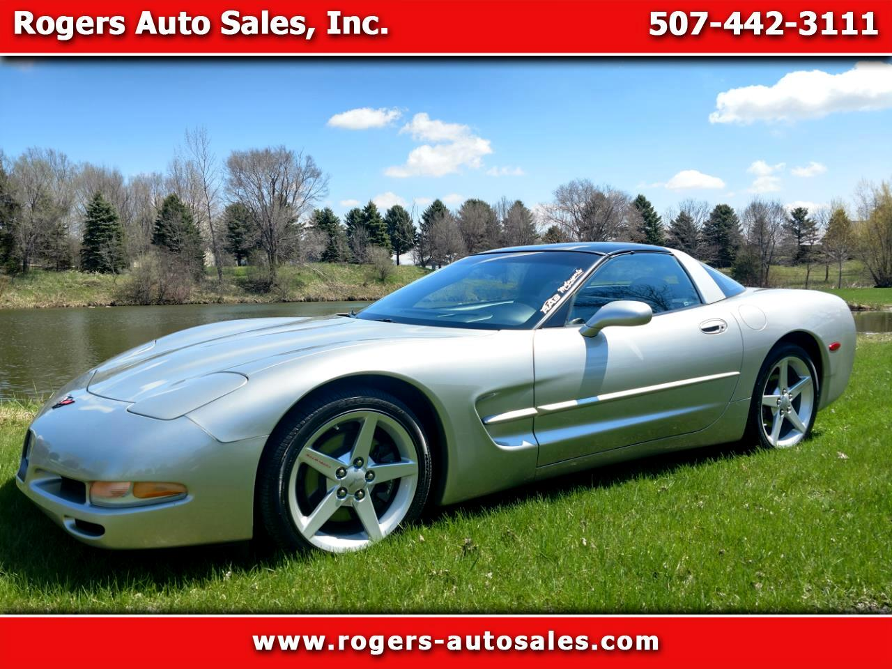2004 Chevrolet Corvette Coupe LS1 with Magnetic Ride Control and Heads Up