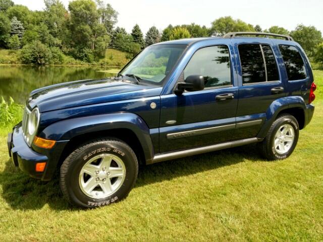 2007 Jeep Liberty Latitude Sport 4WD