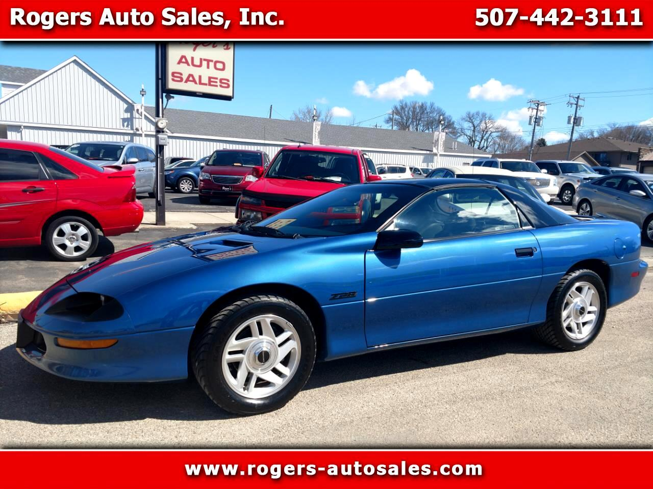 1995 Chevrolet Camaro Z28 COUPE T-TOP LT1