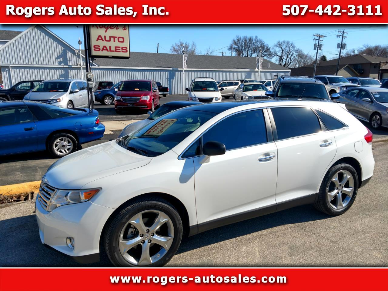 2009 Toyota Venza Limited AWD