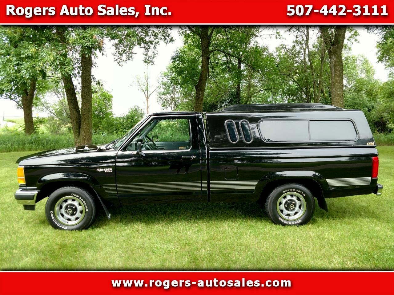 1991 Ford Ranger XLT 3.0 2WD