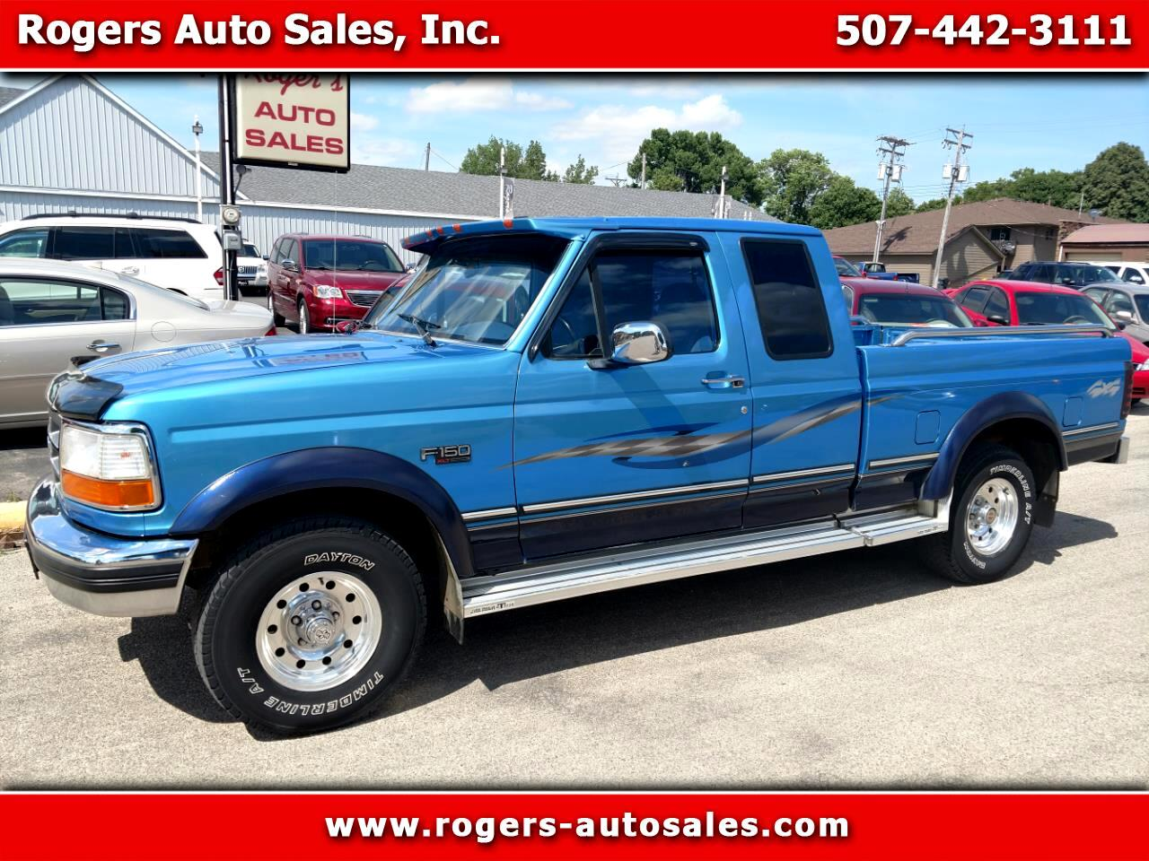 1994 Ford F-150 XL SuperCab Short Bed 4WD