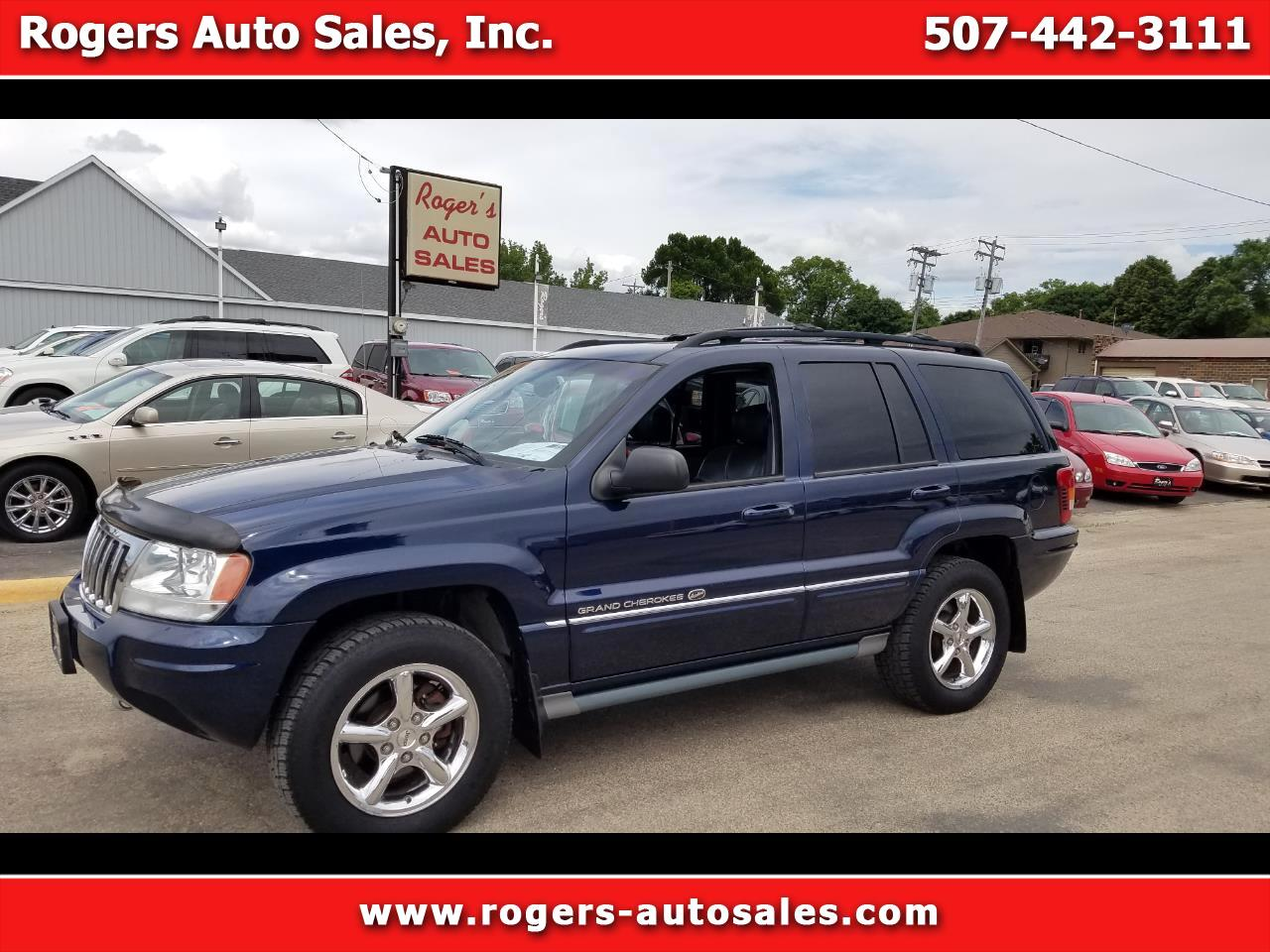 2004 Jeep Grand Cherokee Overland 4WD