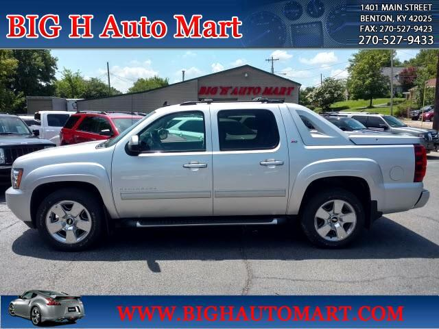 2012 Chevrolet Avalanche LT 4WD