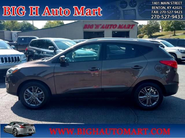 2014 Hyundai Tucson GLS 2WD
