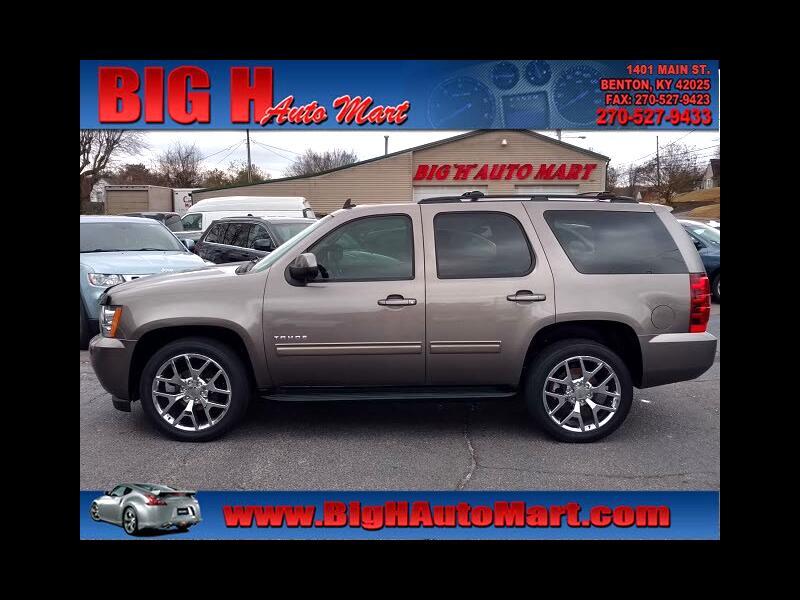 2011 Chevrolet Tahoe LS 2WD