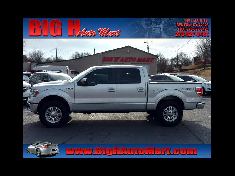 2014 Ford F-150 Lariat SuperCrew 4WD