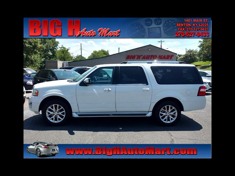 2017 Ford Expedition EL Limited 2WD