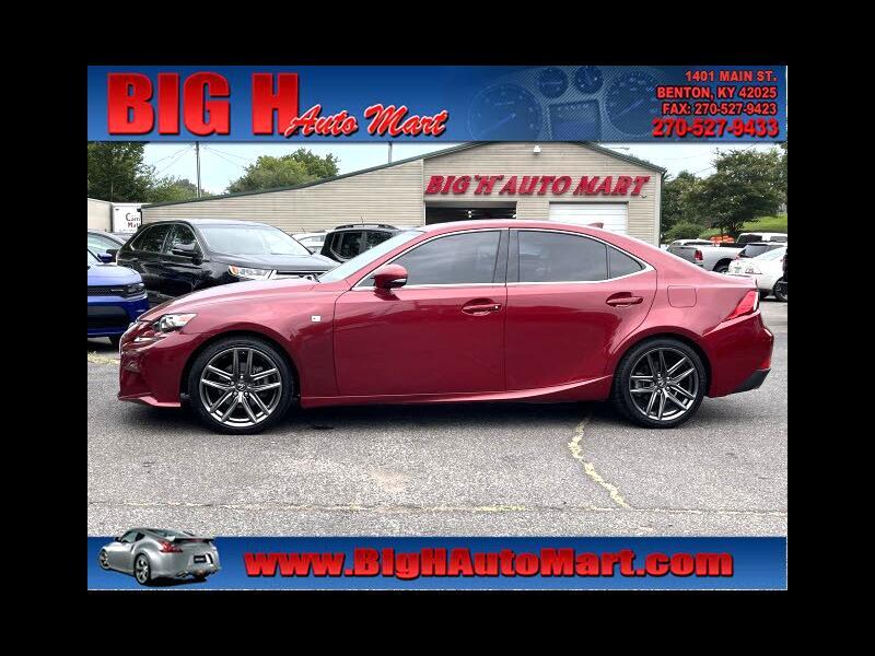 Lexus IS 250 RWD 2014