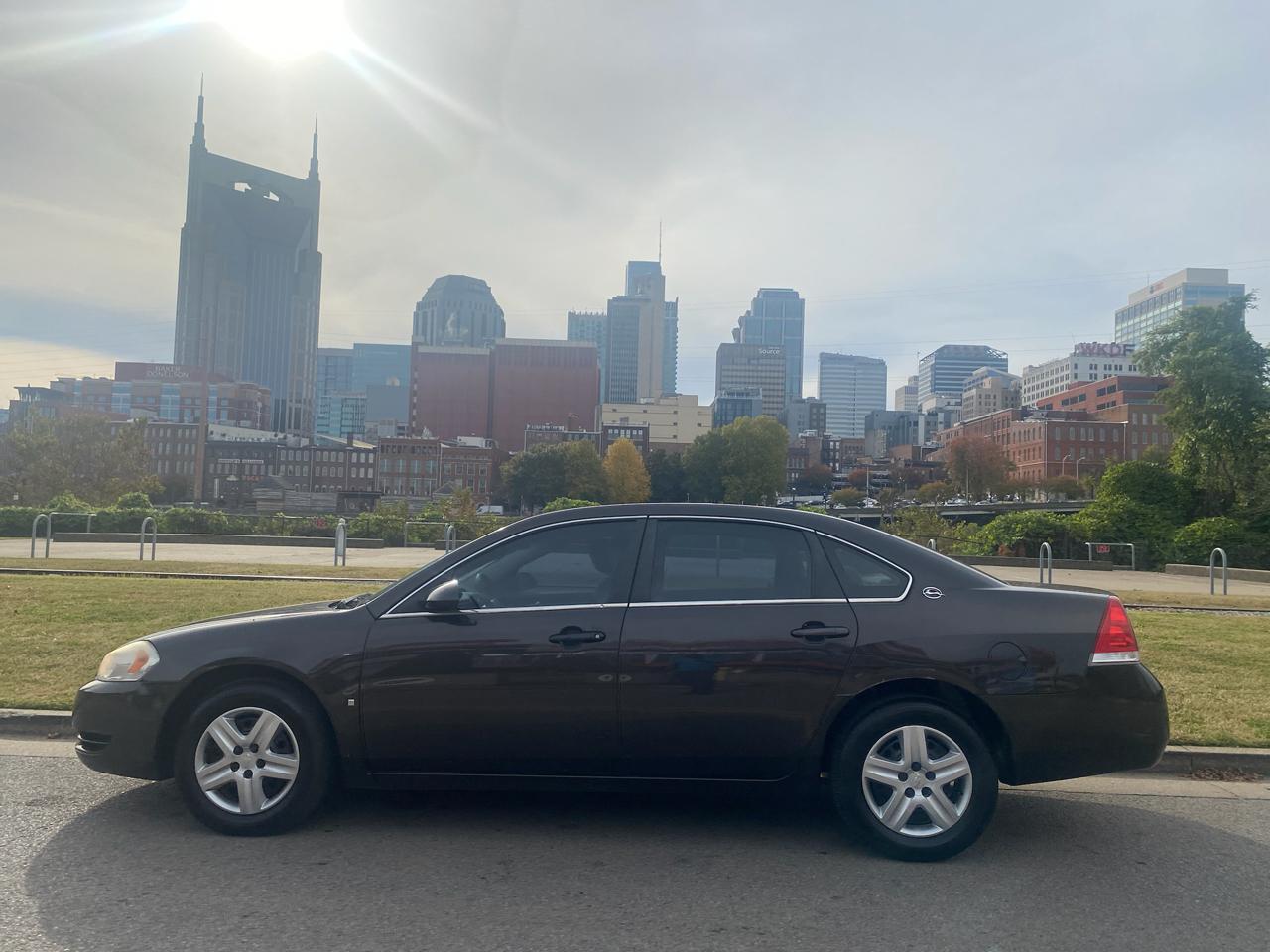 Chevrolet Impala 4dr Sdn 3.5L LT 2008