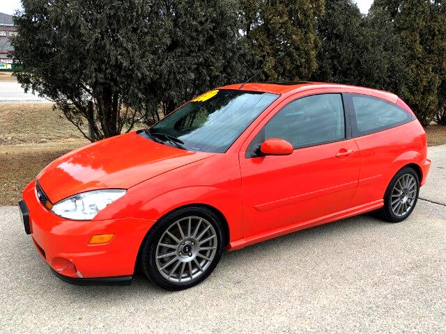 2004 Ford Focus ZX3 SVT