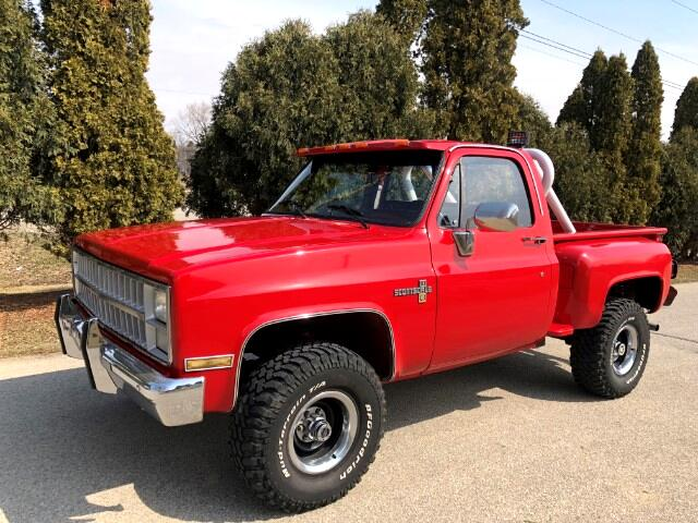 1981 Chevrolet C/K 10 Regular Cab 4x4