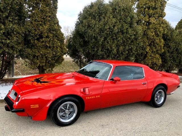 1974 Pontiac Trans Am Coupe