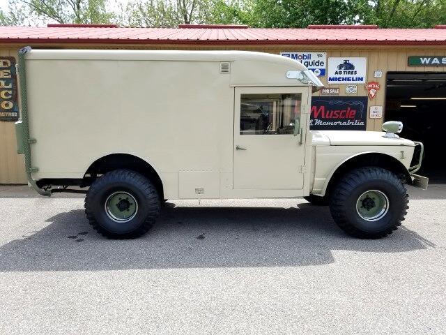 1984 Jeep American C45