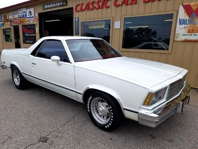 1978 Chevrolet El Camino Base