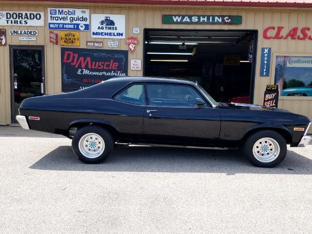 Used 1969 Chevrolet Nova For Sale From 3500 Cargurus
