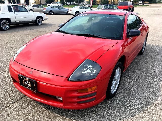 2000 Mitsubishi Eclipse GS