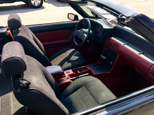 1989 Ford Mustang LX 5.0L convertible