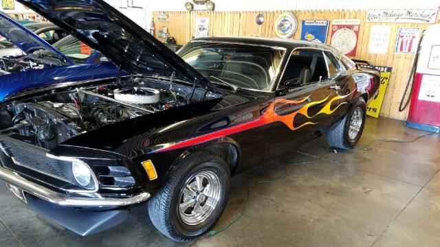 1970 Ford Mustang 2dr Fastback EcoBoost Premium